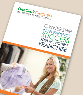 OneClick Cleaners Franchise Brochure